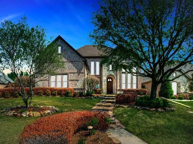 4312 Landsdowne Drive, Mckinney, TX 75070 (MLS #14538300) :: Team Hodnett