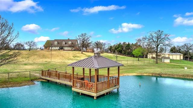 571 County Road 283, Gainesville, TX 76240 (MLS #14538325) :: The Kimberly Davis Group