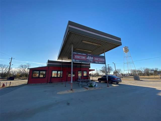 150 E Greenville Street, Alba, TX 75410 (MLS #14538342) :: The Kimberly Davis Group