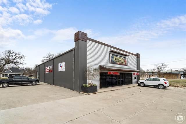 609 Main Street, Brownwood, TX 76801 (MLS #14538356) :: VIVO Realty