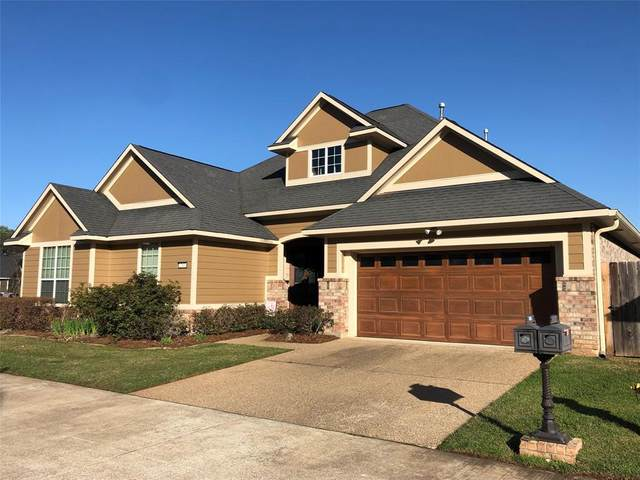 281 Eagle Bend Way, Shreveport, LA 71115 (MLS #14538370) :: The Hornburg Real Estate Group