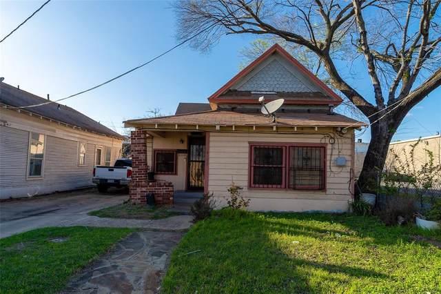 4109 East Side Avenue, Dallas, TX 75226 (MLS #14538381) :: Team Hodnett