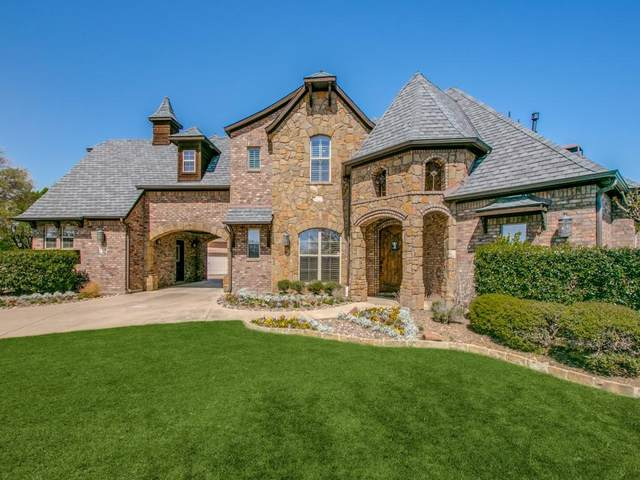 3341 Clubview Drive, Denton, TX 76226 (MLS #14538387) :: The Chad Smith Team