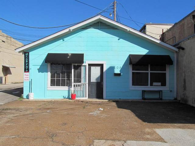 108 W Elm Street, Winnsboro, TX 75494 (MLS #14538415) :: Team Hodnett