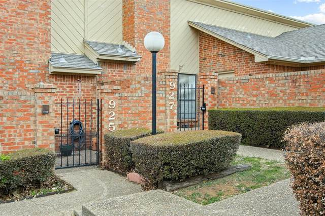 925 Cedarland Boulevard, Arlington, TX 76011 (MLS #14538462) :: Results Property Group