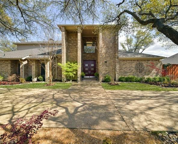 16208 Ranchita Drive, Dallas, TX 75248 (MLS #14538476) :: Team Tiller