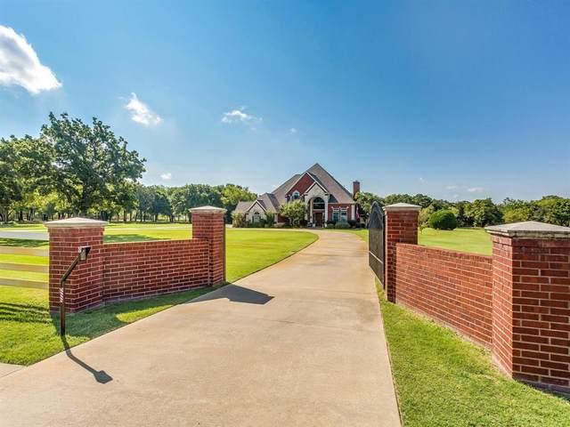233 Sherry Lane, Burleson, TX 76028 (MLS #14538507) :: Team Hodnett