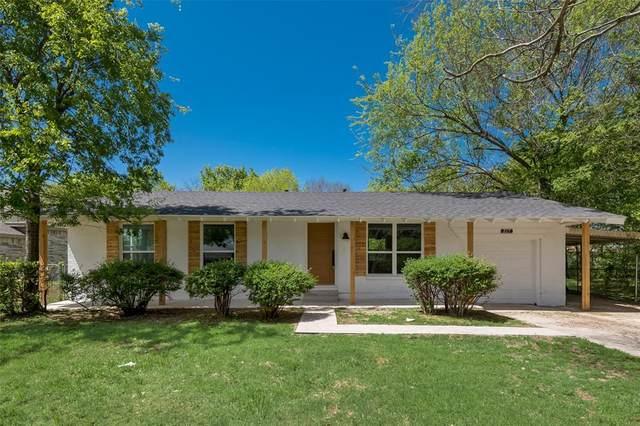 317 Campus Drive, Dallas, TX 75217 (MLS #14538633) :: Real Estate By Design