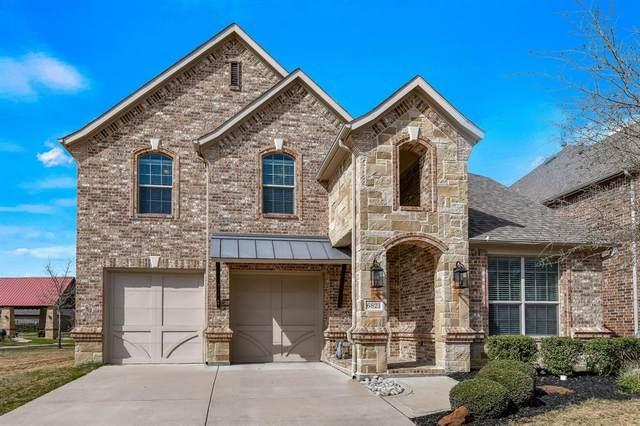 6821 Oriole Lane, North Richland Hills, TX 76182 (MLS #14538634) :: Craig Properties Group