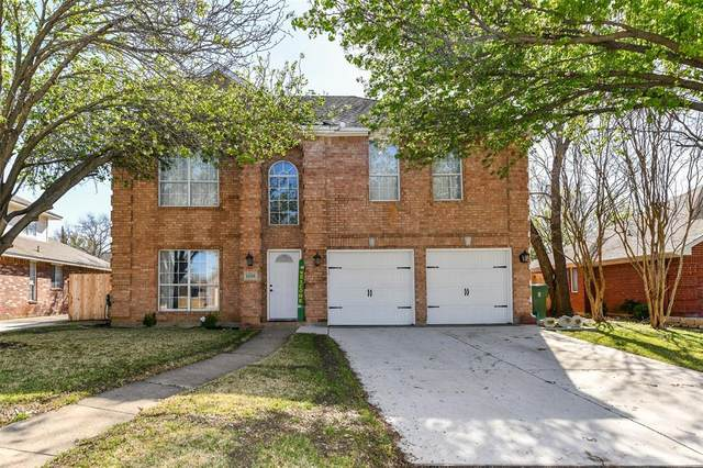 1428 New Haven Drive, Mansfield, TX 76063 (MLS #14538648) :: The Chad Smith Team