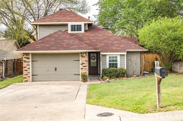 206 W Graham Street, Mckinney, TX 75069 (MLS #14538667) :: Lyn L. Thomas Real Estate | Keller Williams Allen