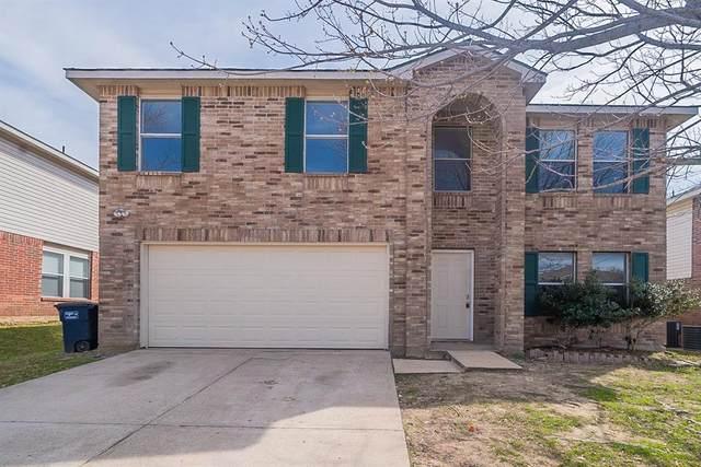 529 Linacre Drive, Fort Worth, TX 76036 (MLS #14538703) :: Team Hodnett