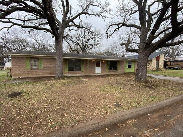 505 22nd Street, Mineral Wells, TX 76067 (MLS #14538791) :: Team Hodnett