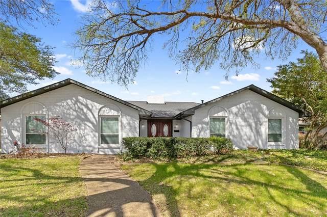 3957 High Summit Drive, Dallas, TX 75244 (MLS #14538792) :: Team Hodnett