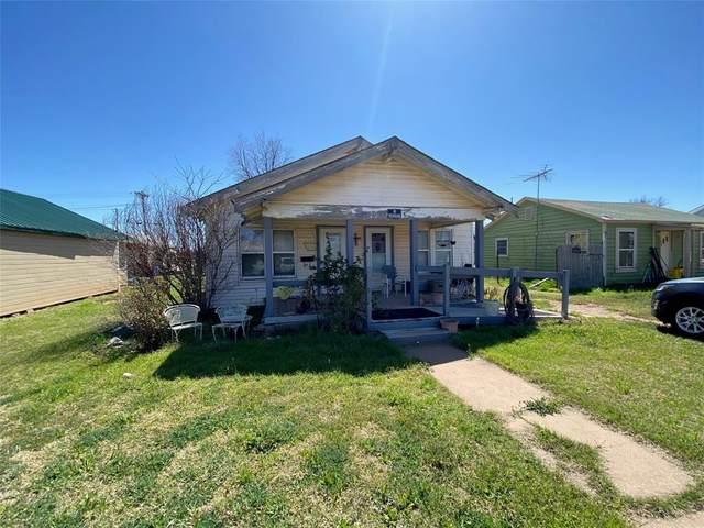 121 4th Street, Hamlin, TX 79520 (MLS #14538916) :: Real Estate By Design
