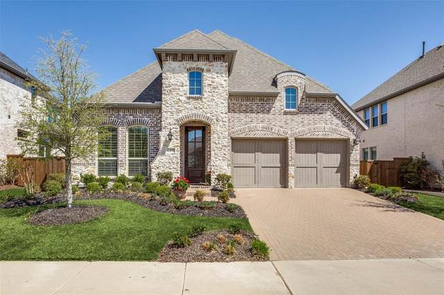 600 Ashbury Lane, Prosper, TX 75078 (MLS #14538932) :: Russell Realty Group
