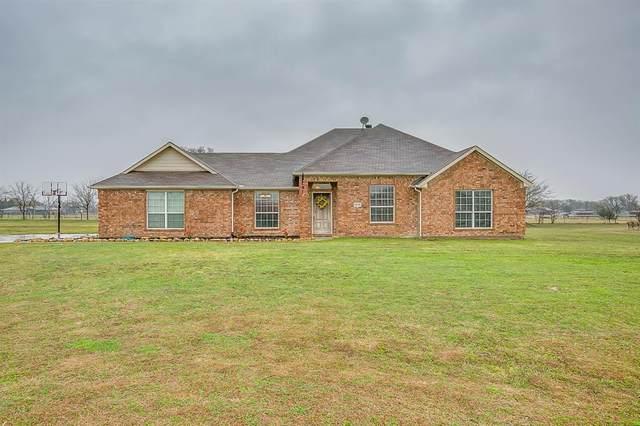 6530 Ridgerock Drive, Sanger, TX 76266 (MLS #14538951) :: The Mauelshagen Group