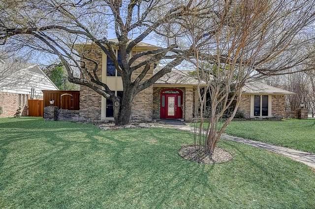 3300 Canoncita Lane, Plano, TX 75023 (MLS #14538973) :: Team Hodnett