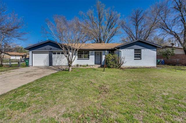 6082 Dunson Drive, Watauga, TX 76148 (MLS #14538997) :: Lyn L. Thomas Real Estate | Keller Williams Allen