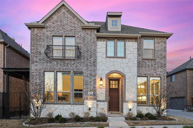 2432 Cathedral Drive, Richardson, TX 75080 (MLS #14539039) :: The Good Home Team
