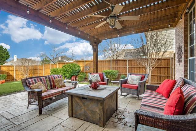 11101 Latimer Drive, Frisco, TX 75033 (MLS #14539080) :: The Chad Smith Team