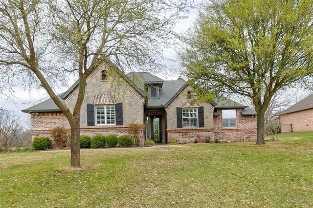 9513 Bellechase Road, Granbury, TX 76049 (MLS #14539117) :: Lyn L. Thomas Real Estate | Keller Williams Allen