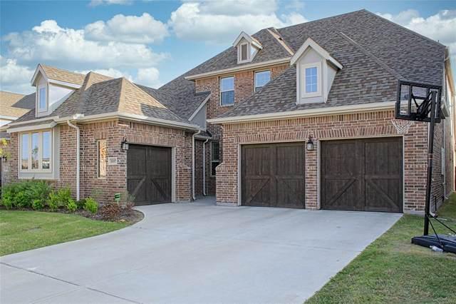1037 Billy Lane, Allen, TX 75013 (MLS #14539129) :: Russell Realty Group