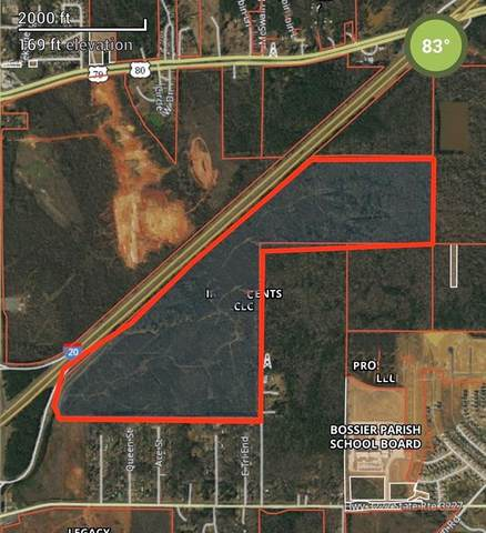 0 I-20@Hwy 157 -211 Acre Road, Haughton, LA 71037 (MLS #14539136) :: All Cities USA Realty