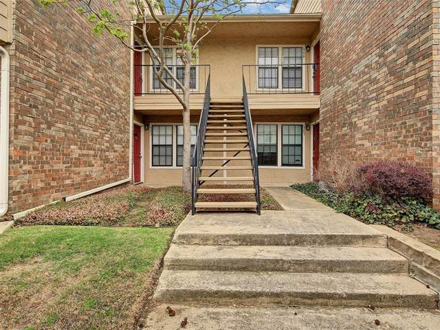 4748 Old Bent Tree Lane #506, Dallas, TX 75287 (MLS #14539146) :: The Rhodes Team