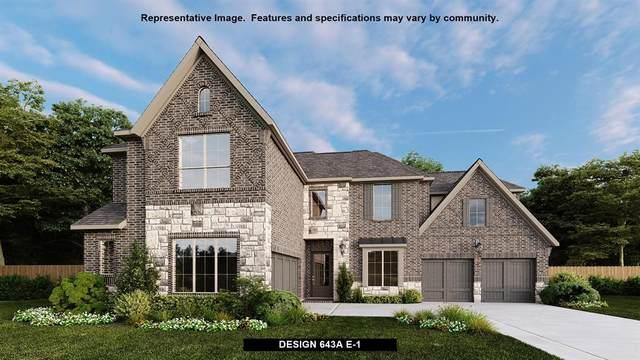 2190 Ivywood Lane, Prosper, TX 75078 (MLS #14539259) :: The Kimberly Davis Group