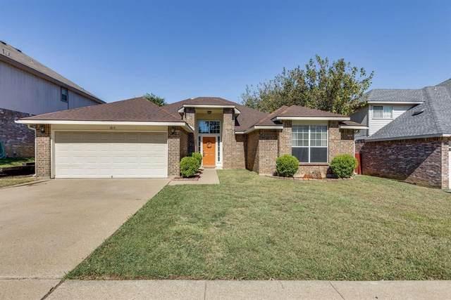 1615 Barclay Drive, Arlington, TX 76018 (MLS #14539330) :: Robbins Real Estate Group