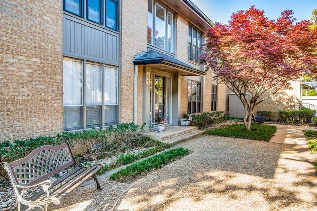 10763 Villager Road D, Dallas, TX 75230 (MLS #14539344) :: The Mauelshagen Group
