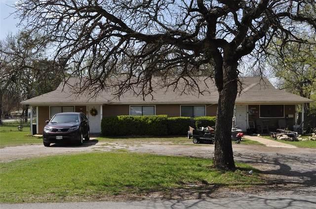 4129 Lakewood Drive, Lake Worth, TX 76135 (MLS #14539347) :: The Chad Smith Team