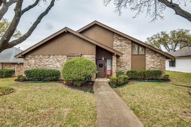 6605 Warm Breeze Lane, Dallas, TX 75248 (MLS #14539408) :: The Kimberly Davis Group