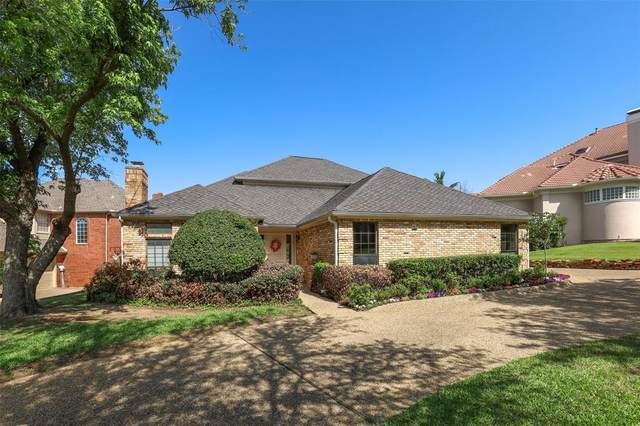 2544 Brookside Drive, Irving, TX 75063 (MLS #14539418) :: The Kimberly Davis Group