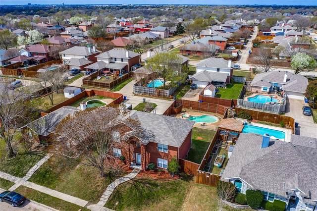 908 Heritage Parkway S, Allen, TX 75002 (MLS #14539511) :: The Good Home Team