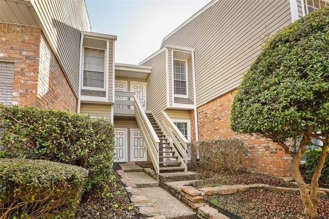 8555 Fair Oaks Crossing #406, Dallas, TX 75243 (MLS #14539599) :: Trinity Premier Properties