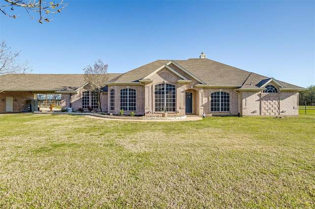 8504 Timbercrest Drive S, Burleson, TX 76028 (MLS #14539604) :: Hargrove Realty Group