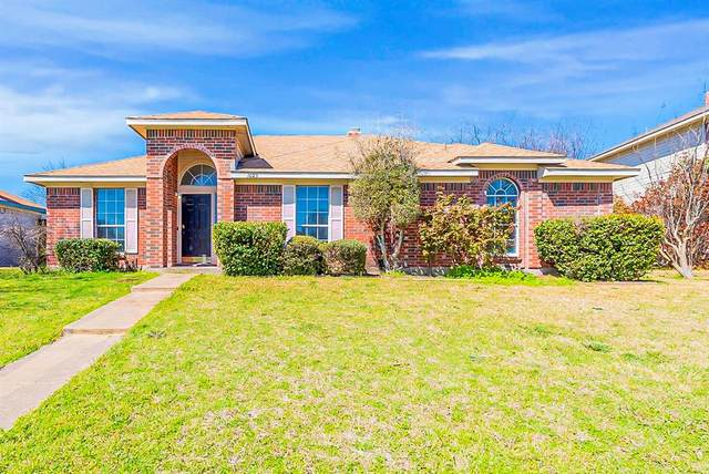 1025 Wentwood Drive, Desoto, TX 75115 (MLS #14539688) :: The Hornburg Real Estate Group