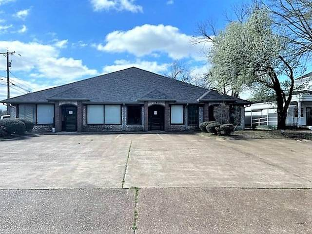 750 Clarksville Street, Paris, TX 75460 (MLS #14539717) :: The Chad Smith Team