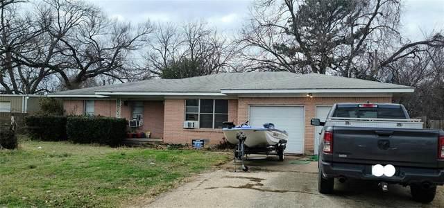308 S Broadway Street, Joshua, TX 76058 (MLS #14539732) :: Maegan Brest | Keller Williams Realty