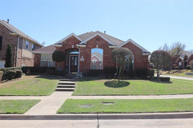 2514 Ivanridge Circle, Garland, TX 75044 (MLS #14539742) :: Team Hodnett