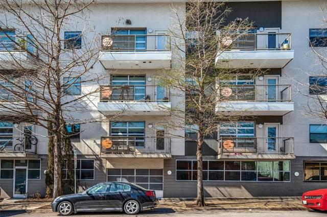 1111 S Akard Street #308, Dallas, TX 75215 (MLS #14539807) :: Frankie Arthur Real Estate