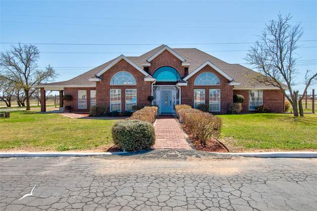 2629 Fm 3034, Abilene, TX 79601 (MLS #14539838) :: The Juli Black Team