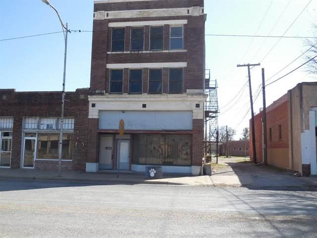 111 Main Street, Ranger, TX 76470 (MLS #14539889) :: Robbins Real Estate Group