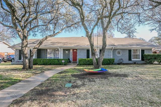 4308 Whitfield Avenue, Fort Worth, TX 76109 (MLS #14539942) :: The Chad Smith Team