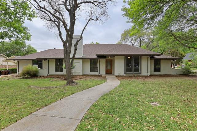 2132 Pembrooke Place, Denton, TX 76205 (MLS #14539964) :: Feller Realty