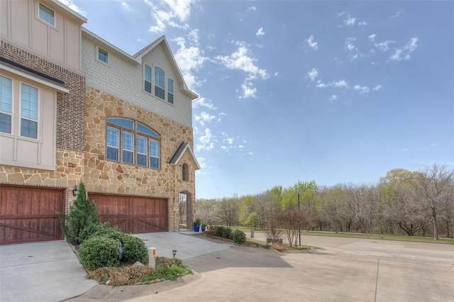 6769 Lost Star Lane, Fort Worth, TX 76132 (MLS #14539986) :: Premier Properties Group of Keller Williams Realty