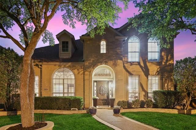 11454 Wovenedge Court, Frisco, TX 75035 (MLS #14540061) :: Justin Bassett Realty