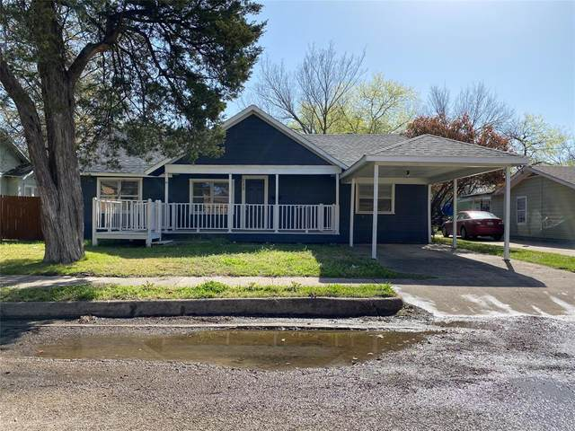 220 N 3rd Street, Wills Point, TX 75169 (MLS #14540064) :: Feller Realty